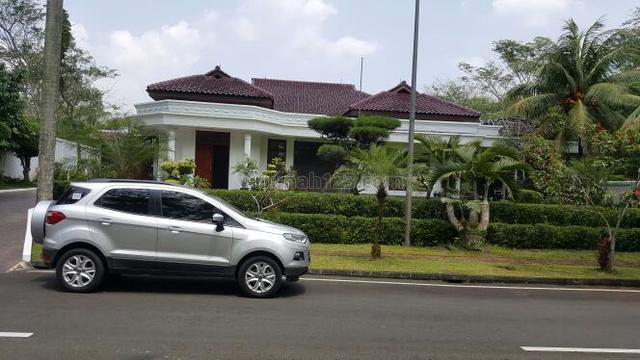 Rumah Mewah Dilingkungan Asri Di Bukit Golf BSD (KVLD01), BSD Bukit Golf, Tangerang