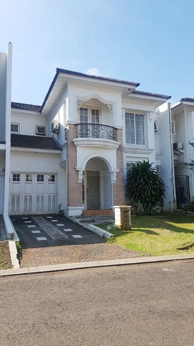 Rumah Bagus Dan Nyaman 2 Lantai Hadap Utara Di Provence Parkland BSD (YL796), BSD Provance Parkland, Tangerang