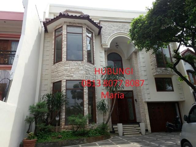 Rumah di Taman Aries, Murah, Meruya, Jakarta Barat