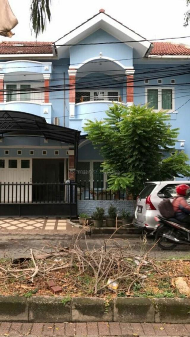 Rumah di Villa Melati Mas, BSD Villa Melati Mas, Tangerang