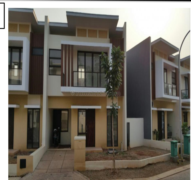 Rumah baru di serpong park laverde, Jelupang, Tangerang