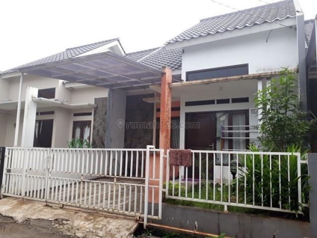 Rumah dijual 1 lantai, 2 kamar hos3351561 | rumah123.com