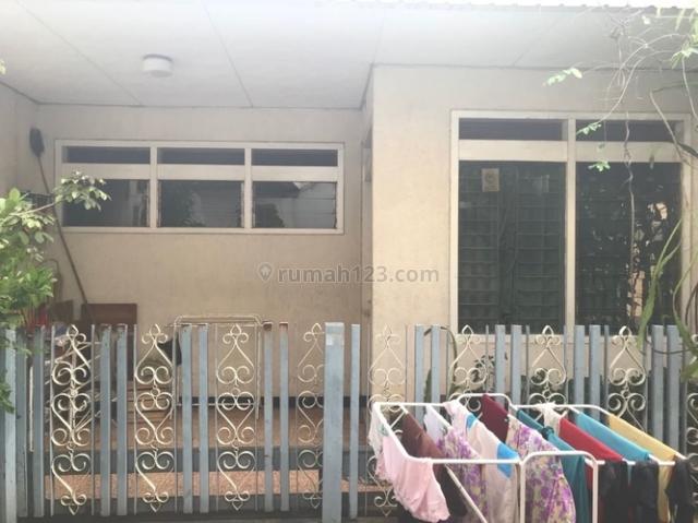 Rumah sederhana 1 lantai, Kp Gareman, Jagalan Semarang, Jagalan, Semarang