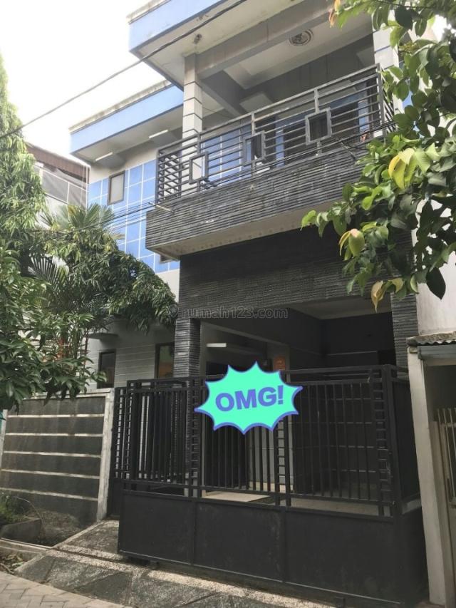 MURAH!! Rumah Poris Indah 2 Lantai Hanya 1.1M Nego, Poris, Tangerang