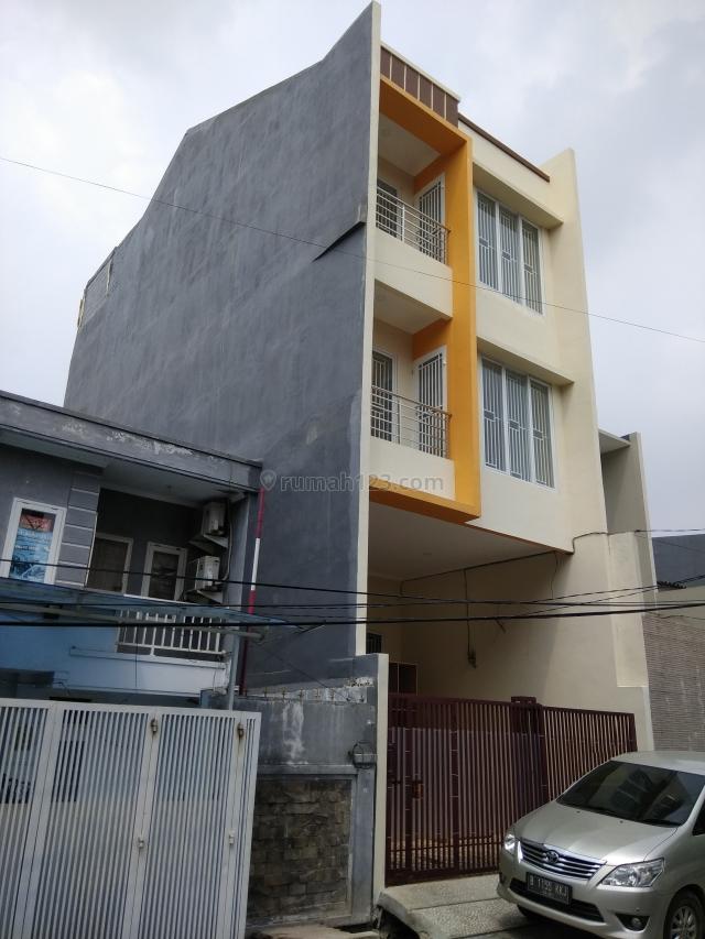 SUNTER 5,5x16m Rumah Baru Bagus Siap Huni HUB: ROBY 081280069222 PR-011879, Sunter, Jakarta Utara