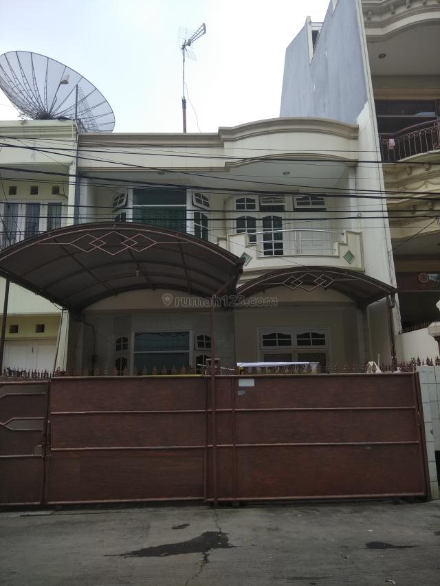SUNTER 7x18m Rumah Siap Huni HUB: ROBY 081280069222 PR-011978, Sunter, Jakarta Utara