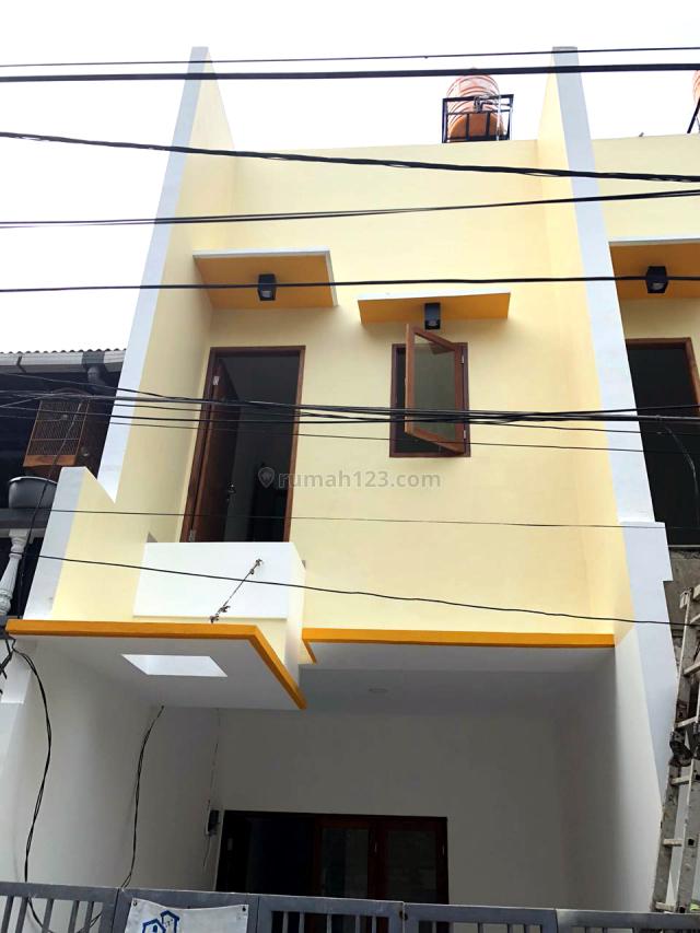 Rumah Di Jalan Lontar Tanjung Duren MP3816JL, Tanjung Duren, Jakarta Barat