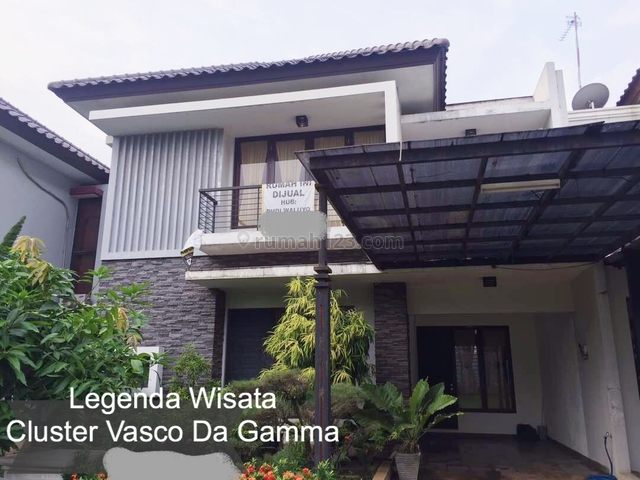 Rumah cantik minimalis dalam Legenda Wisata, Legenda Wisata, Bogor