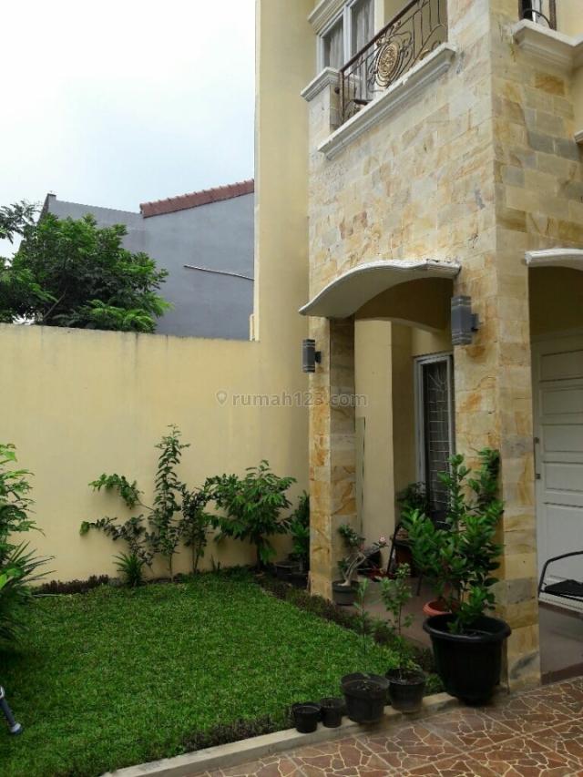 Rumah siap Huni Kavling AL, Duren Sawit, Jakarta Timur