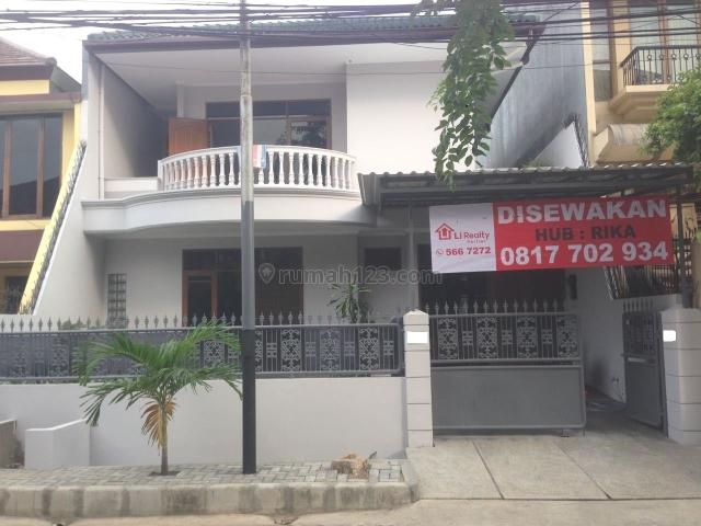 Rumah Siap Huni di Perumahan Taman Kedoya Permai, Jakarta Barat, Kedoya, Jakarta Barat