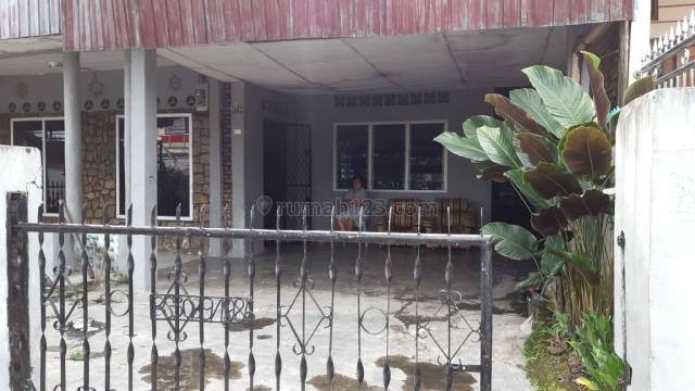 Rumah Tua Hitung Tanah di Jalan Rakutta Sembiring Jalan Lintas SIantar Medan, Siantar Martoba, Pematang Siantar