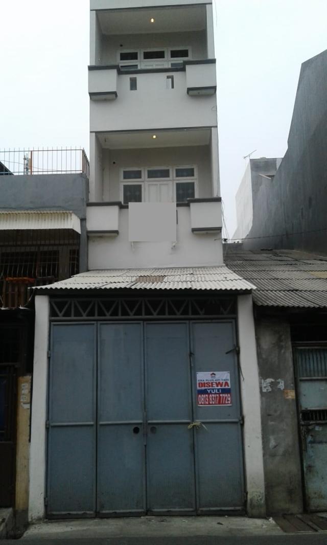 Rumah 180 Jt/Thn - Laksa Jembatan Lima Jakarta Barat, Jembatan Lima, Jakarta Barat