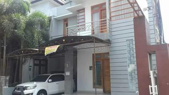 kan rumah dua lantai one gate system di sidakarya denpasar, Sidakarya, Denpasar