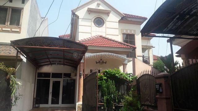 RUMAH JUAL VILLA GALAXY 2 LANTAI (AP), Jaka Setia, Bekasi
