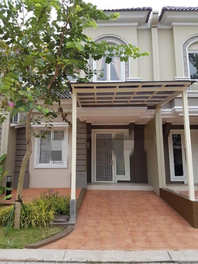 rumah cantik dan murah, Gading Serpong Samara Village, Tangerang