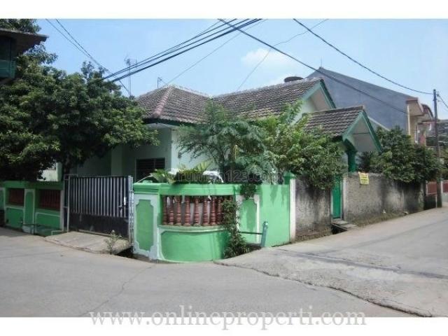 Rumah hook tanah Luas & murah 900jtan Jatikramat Bekasi, Jatikramat, Bekasi