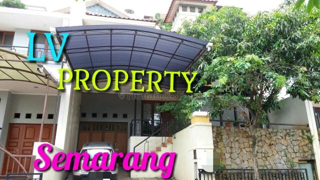 Rumah Siap Pakai Di Candi Golf Amarylis Raya, Candisari, Semarang