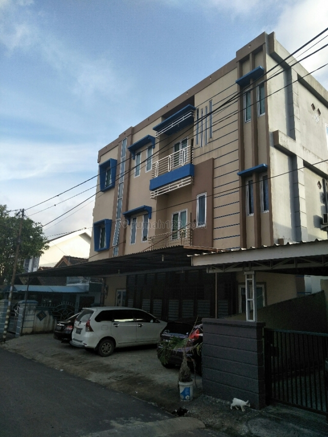 kost 38 pintu garansi income 65 jt perbulan di dwikora, Ilir Timur I, Palembang