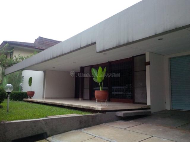 Rumah Di Simprug Golf Jakarta, Simprug, Jakarta Selatan