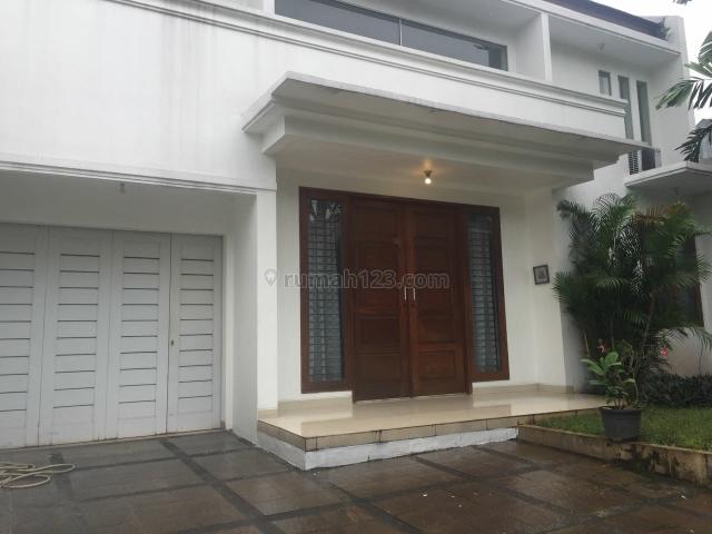 RUMAH CANTIK TERAWAT FURNISHED DI BELAKANG PIM PONDOK INDAH, JAKSEL, Pondok Indah, Jakarta Selatan