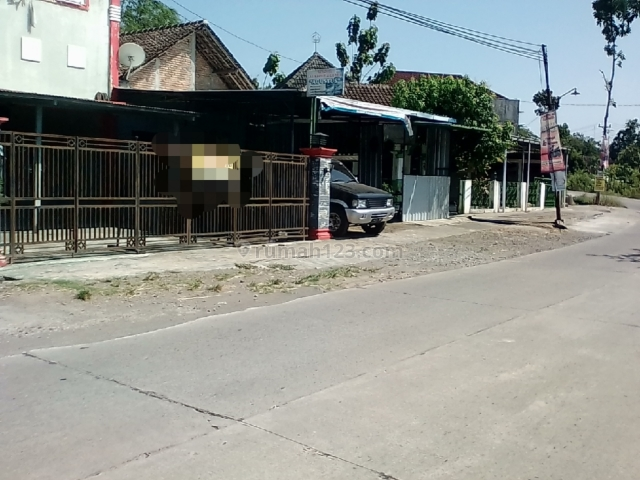 Rumah siap huni jalan raya Sambi simo, Sambi, Boyolali