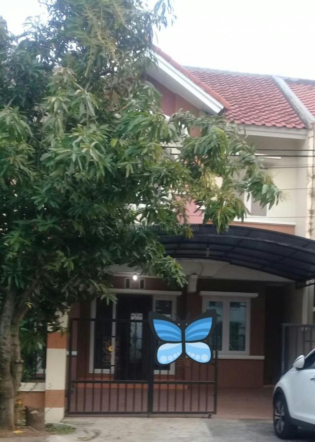 RUMAH di Dalam CLUSTER HARAPAN INDAH REGENCY 2 lantai   LT. 160 M2, Bekasi Barat, Bekasi