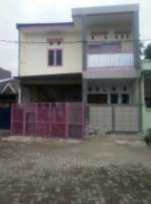 MURAH!! Rumah Poris Indah 2 Lantai Hanya 770jt Nego, Poris, Tangerang