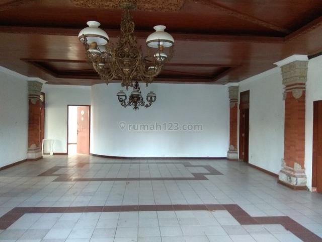Rumah/gedung/kantor di Sanur dkt Renon,Airport,Tol dan pelabuhan Benoa, Sanur, Denpasar