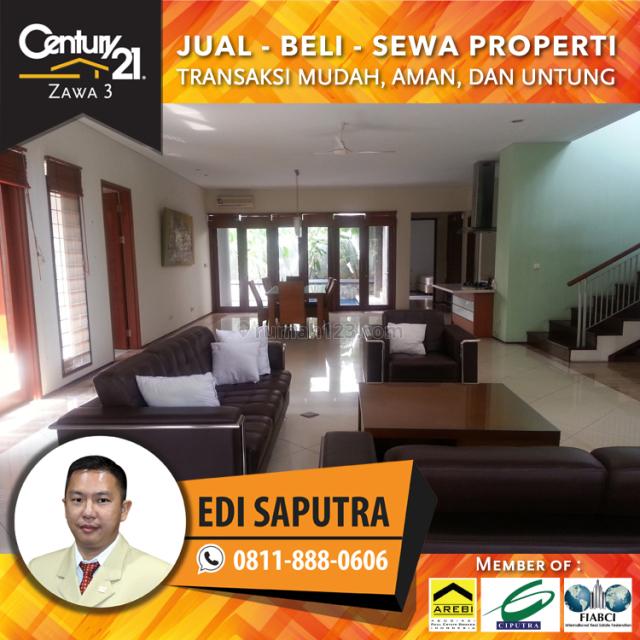 Rumah di Cipete Selatan - Jakarta Selatan, Cipete, Jakarta Selatan