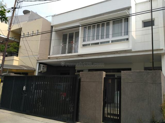 rumah bagus minimalis 2 lantai, Sunter, Jakarta Utara