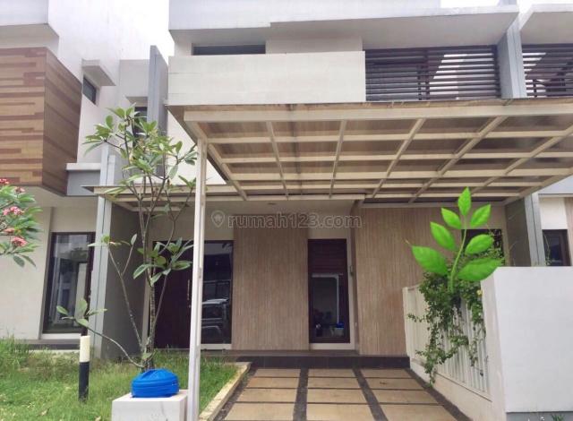 (RA/DV) Rumah SemiFurnish Nyaman dan Siap Huni di The Eminent BSD, BSD Eminent, Tangerang