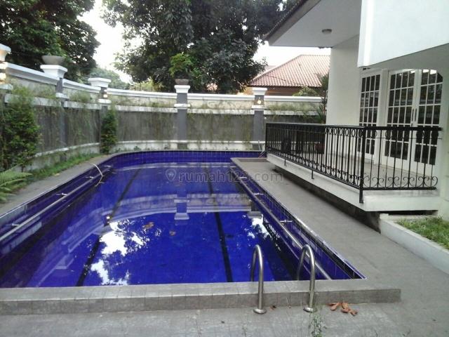 Rumah 4 BR Luxury Dekat JIS , Good location di Pondok Indah, Pondok Indah, Jakarta Selatan