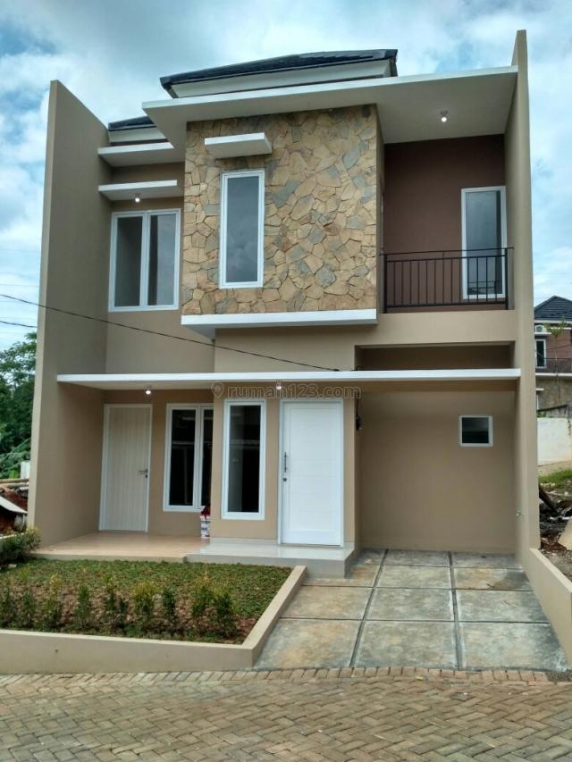 Rumah Bintaro Strategis Gratis Pajak dan Notaris Dekat Stasiun dan Pintu Tol, Bintaro, Tangerang