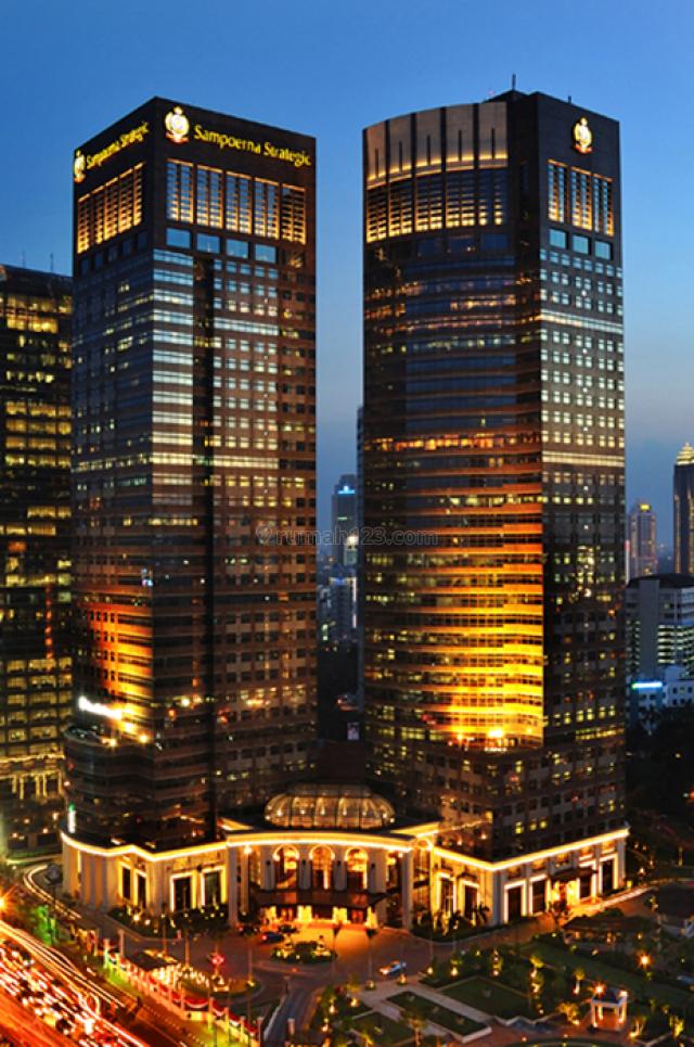 Office Space Available Strategis dan Termurah at Sampoerna Strategic North & South Tower, Hub: Dini, Sudirman, Jakarta Selatan