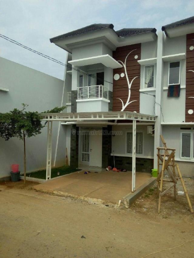 Dijual Bogor Rumah 2 Lantai 8 Kamar Tidur Halaman 8 Waa2