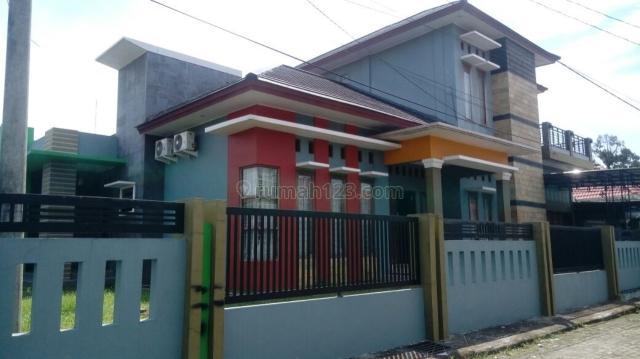 Rumah mewah full furnish posisi hook di taman citra mandiri, Medan Johor, Johor, Medan