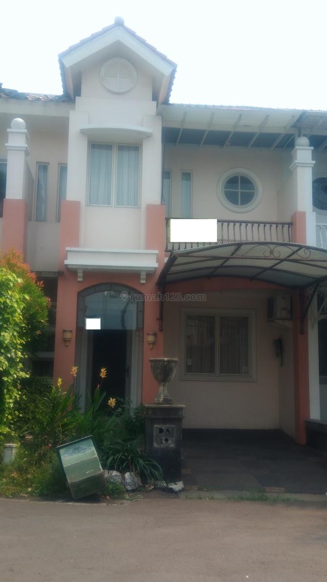 RUMAH STANDART Nyaman di Gading Mediterania ,Jln Lebar ,Bisa Nego, Kelapa Gading, Jakarta Utara