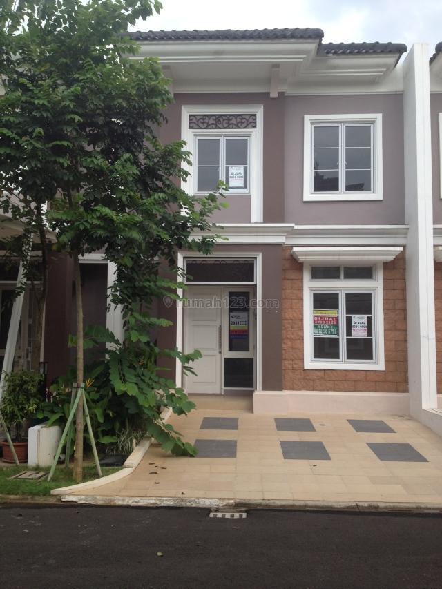 Rumah Michelia Gading Serpng, Gading Serpong Cluster Michelia, Tangerang