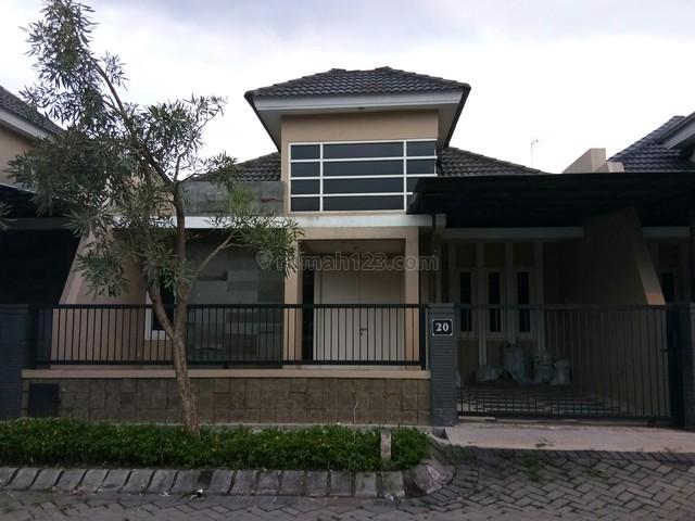 rumah masih baru, Pondok Tjandra, Sidoarjo