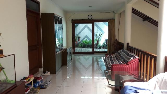 rumah asri siap pakai, Braga, Bandung