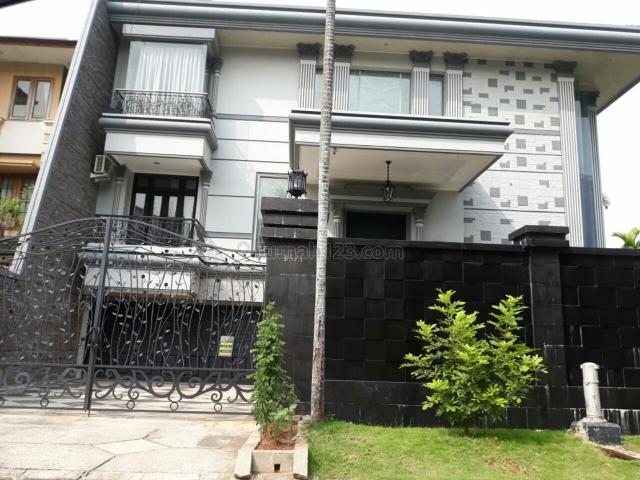 Rumah di kawasan elite PIK, Pantai Indah Kapuk, Jakarta Utara