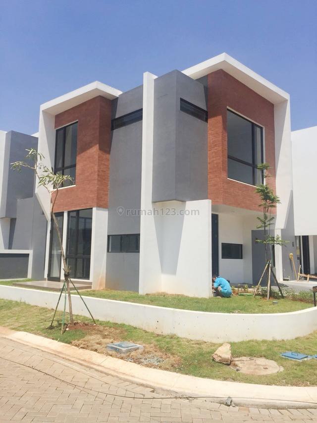Rumah Nyaman dan Siap Huni di Kawasan Cluster Kebayoran, Bintaro, Bintaro, Tangerang