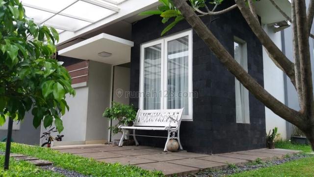 Rumah hook luas asri dan strategis cibubur, Cibubur, Bekasi