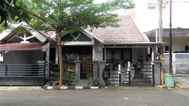 Dijual Rumah Bintaro 3a Waa2