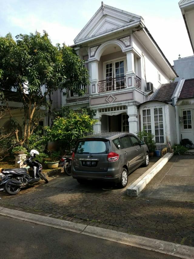 Rumah Murah Bagus diBSD, BSD Bukit Golf, Tangerang