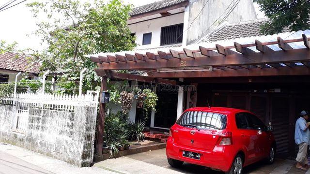 Jual Rumah di Cilandak Tengah, Cilandak, Jakarta Selatan