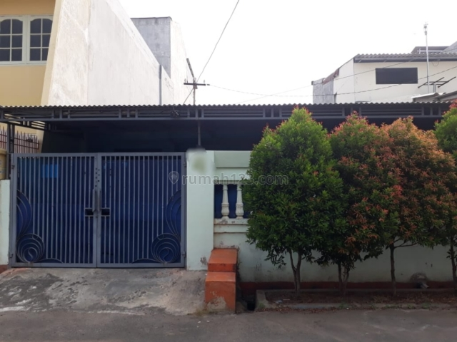 Rumah dijual 1 lantai, 3 kamar hos3625395 | rumah123.com