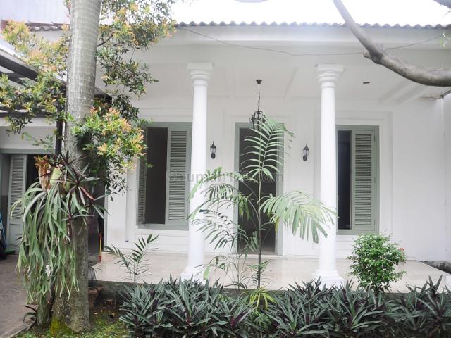 Rumah Kolonial Di Jalan Bangka, Kemang Jakarta Selatan, Bangka, Jakarta Selatan
