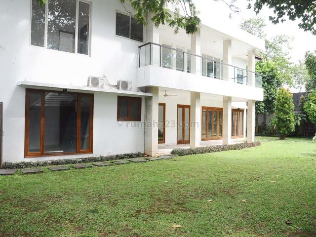 Rumah di Bangka Kemang Jakarta Selatan @1000 Sqm 5 BR, Bangka, Jakarta Selatan