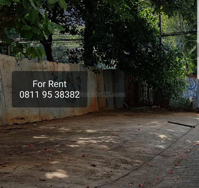 Disewa Tanah di Kemang Raya, Kemang, Jakarta Selatan